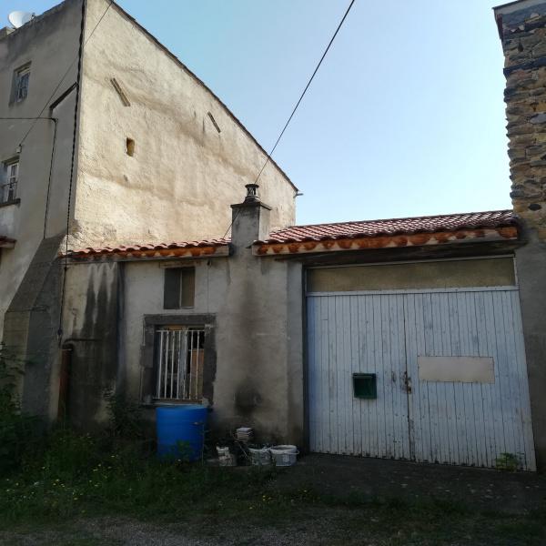 Offres de vente Garage Saint-Germain-Lembron 63340