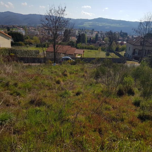 Offres de vente Terrain Brassac-les-Mines 63570