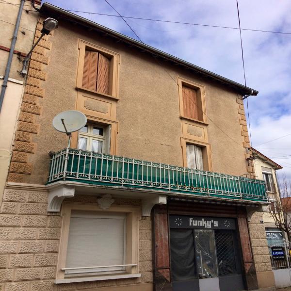 Offres de vente Immeuble Brassac-les-Mines 63570