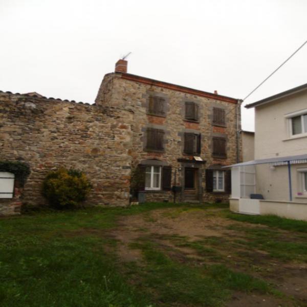Offres de vente Maison Fontannes 43100