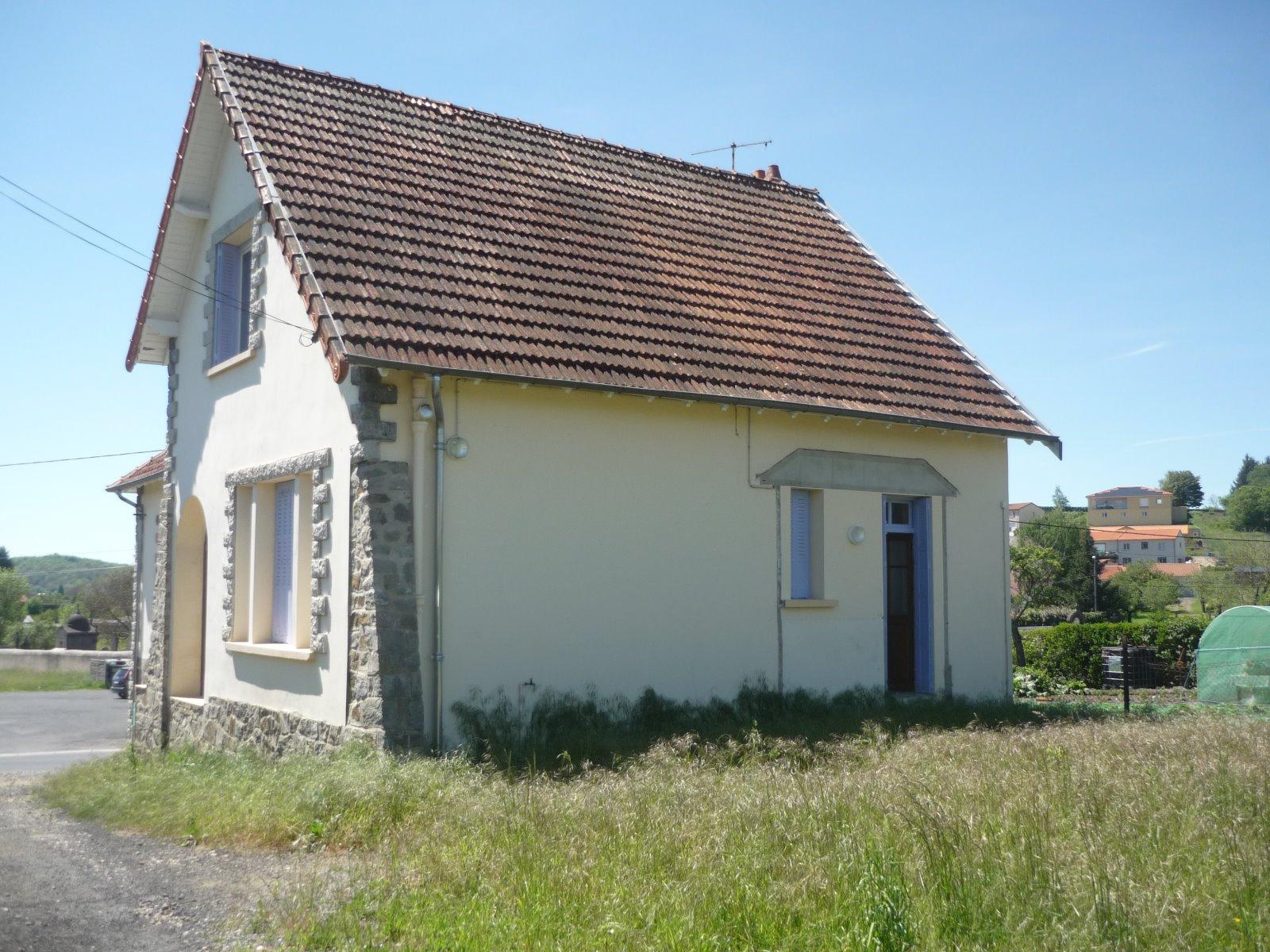 Vente maison d 39 habitation brassac les mines for Vente habitation